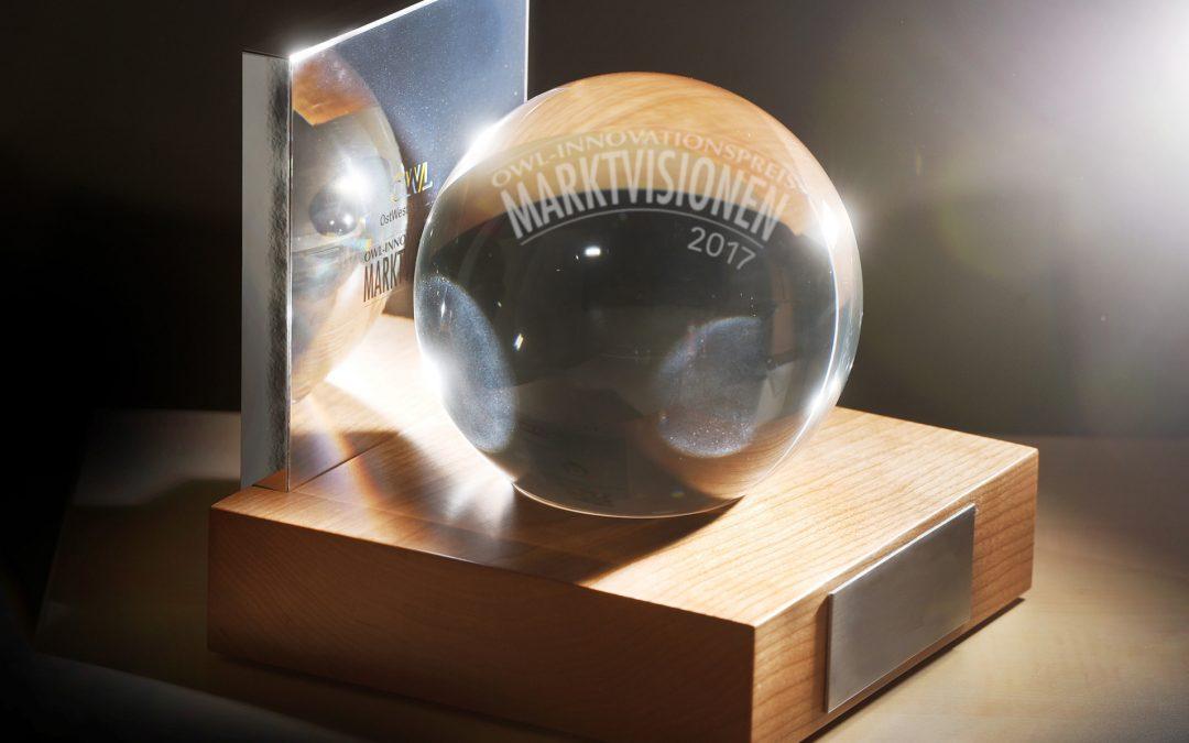 OWL-Innovationspreis Marktvisionen 2017