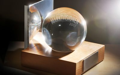 NAVA erhält den OWL-Innovationspreis Marktvisionen 2017