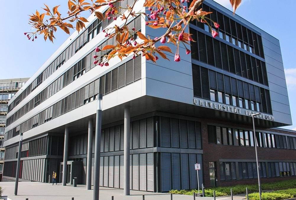 Auszeichnung der Universität Paderborn